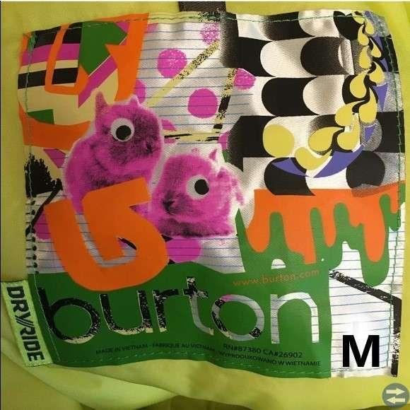 Burton Dryride Jacka