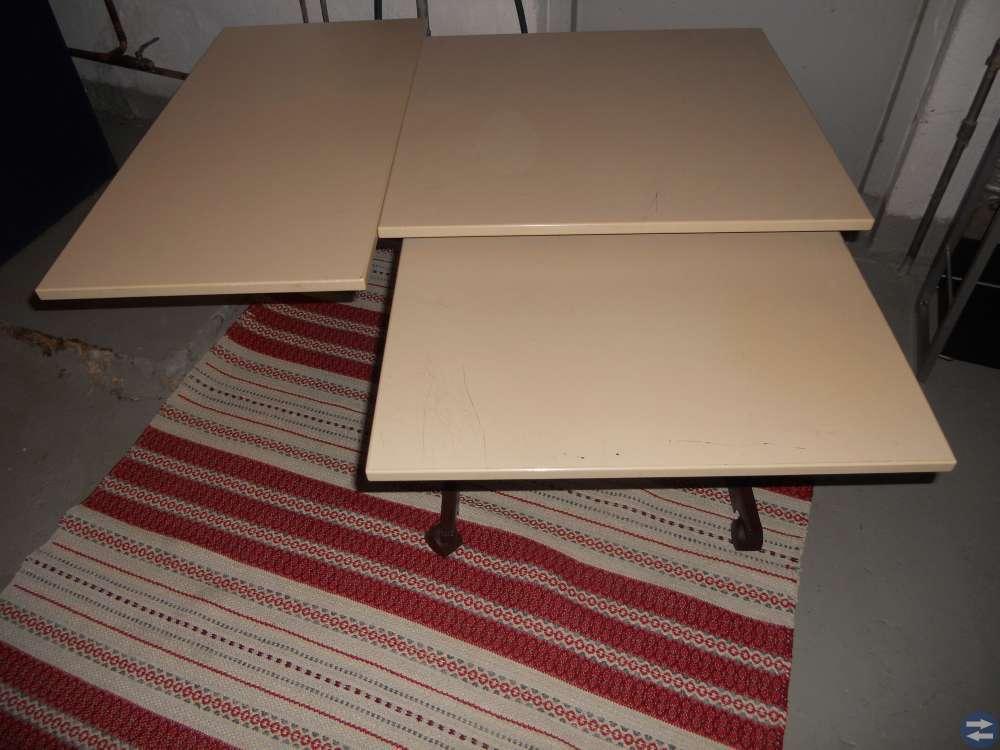 Arbetsbord eller skrivbord höj och sänkbar