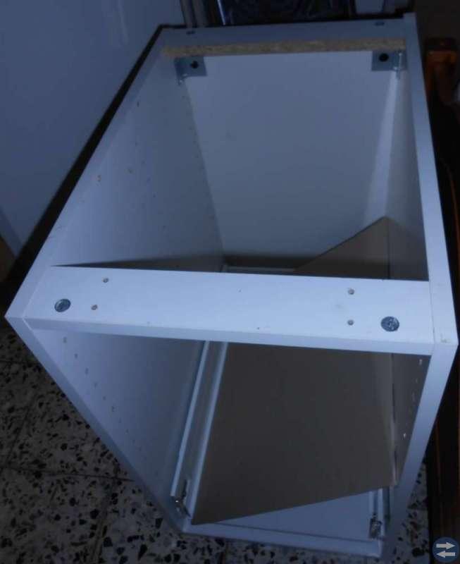 Styrofoan Isolering Dow blå badrumsmöbel kökskåp