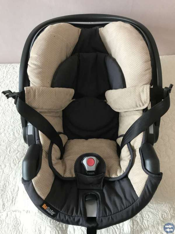 BeSafe izi go babyskydd