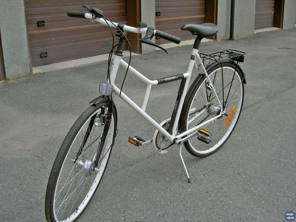 Cykel i nyskick