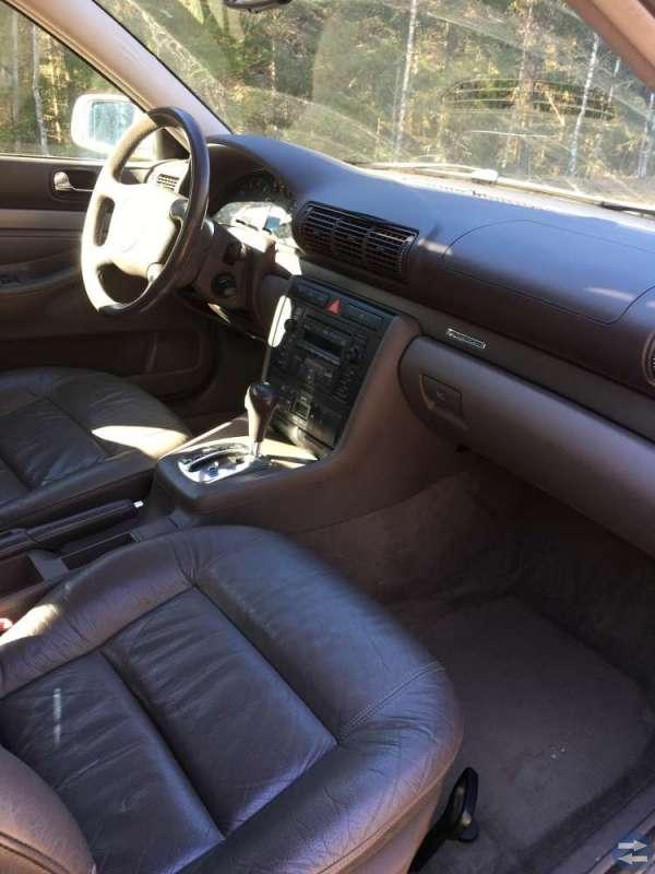 Audi a4 2.8 quattro besiktad.
