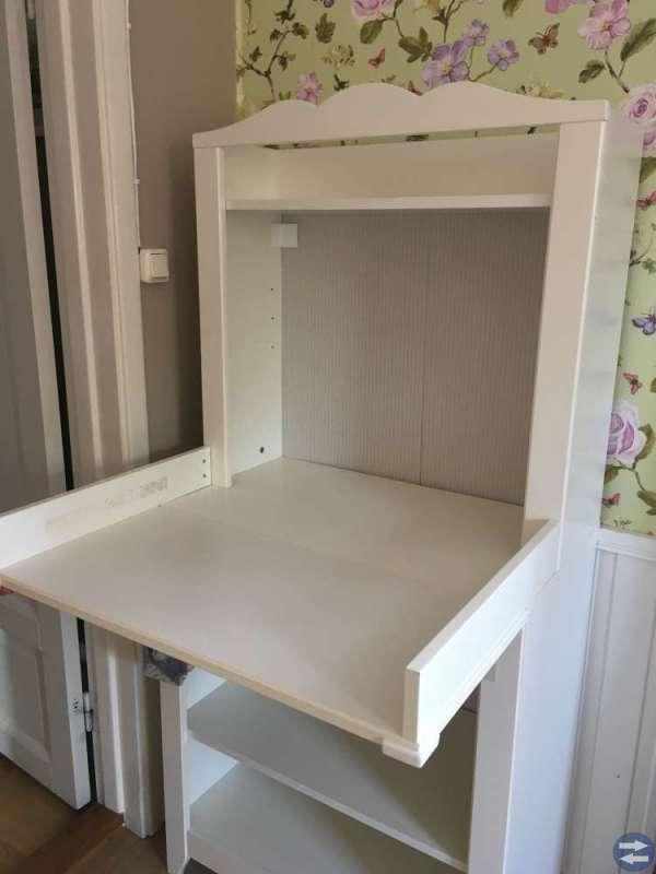 Skötbord/barndokhylla