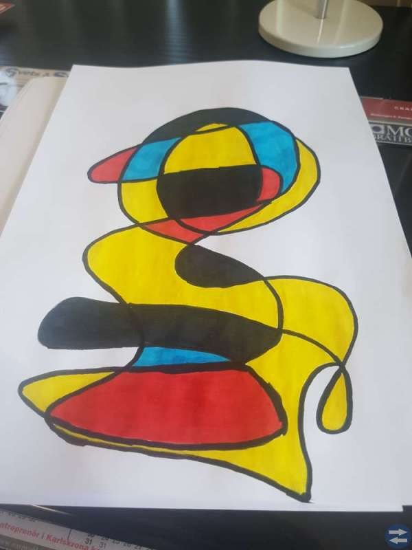 Någon som är intresserad av det jag ritar?
