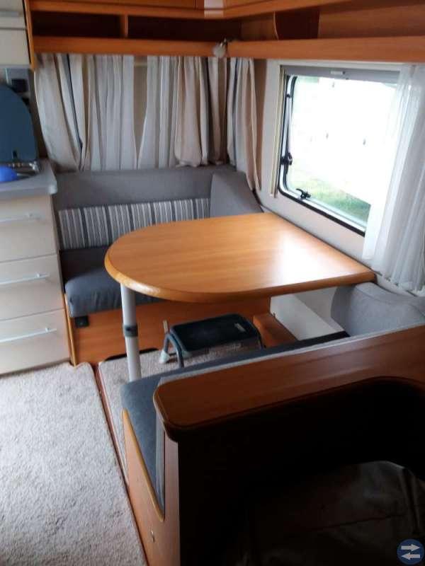 Fend Caravan saphir 450 SFH år 2011