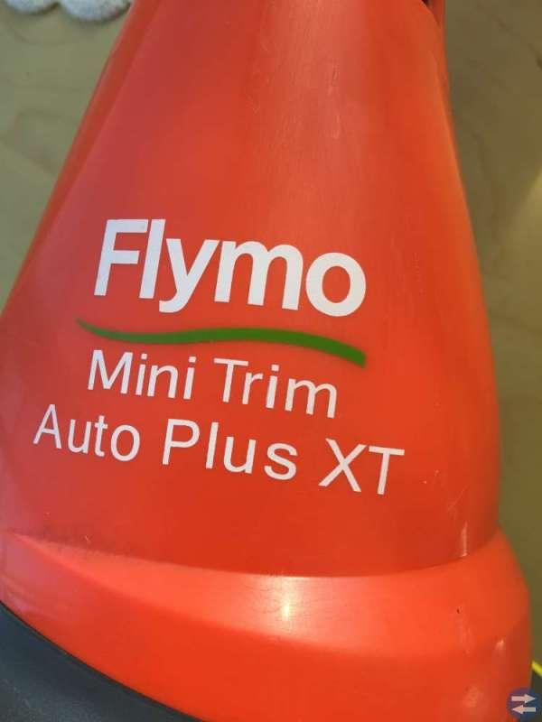 FLYMO mini trim auto plus XT