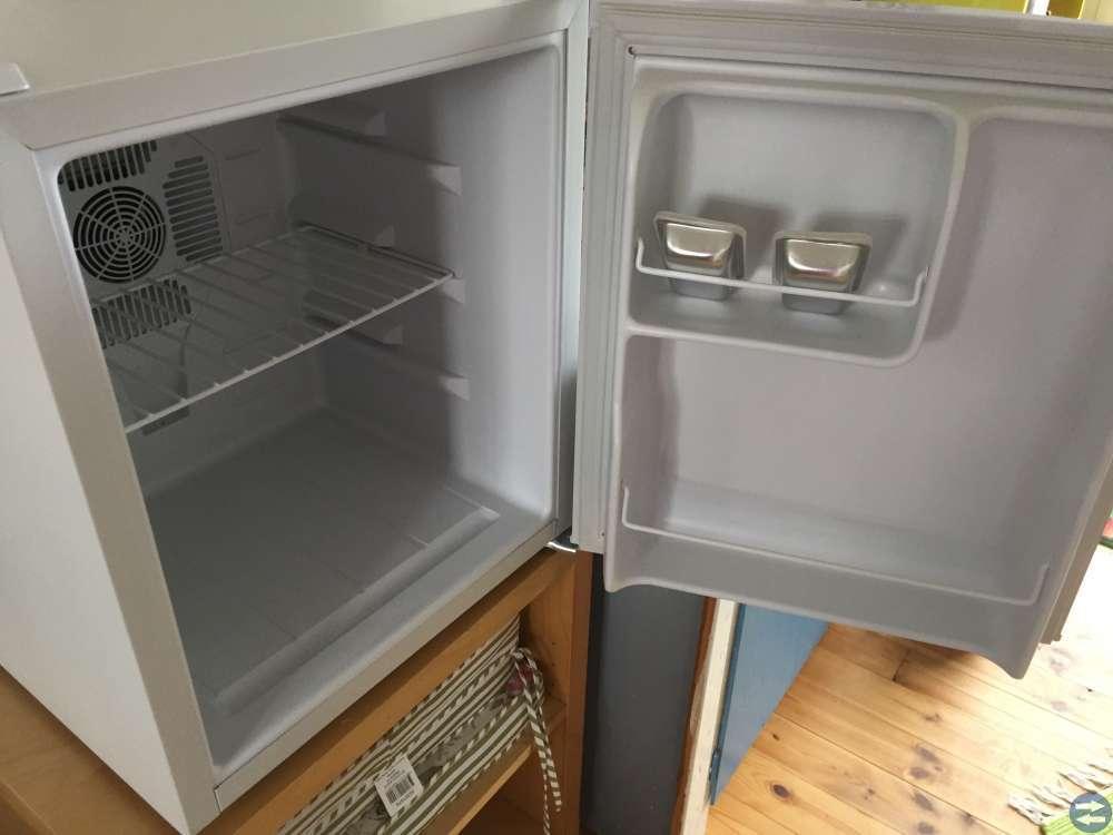 Mindre kylskåp