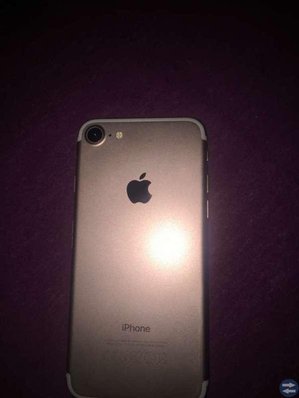 Rosa iPhone 7 128gb