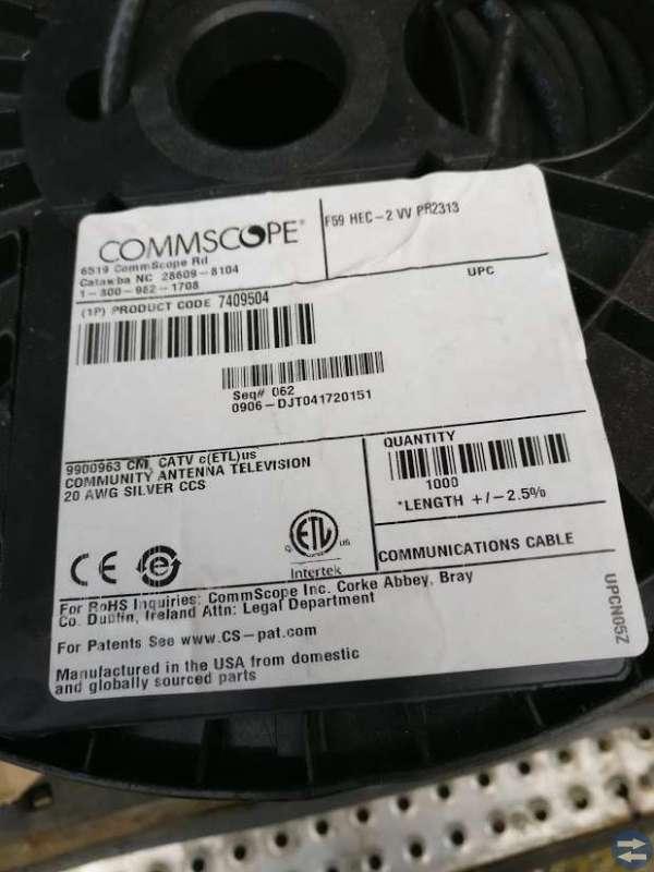 Coax kabel säljes