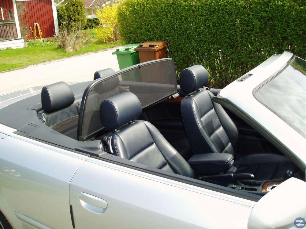 Audi A4 3.0 Cabriolet (220hk) Automat -04
