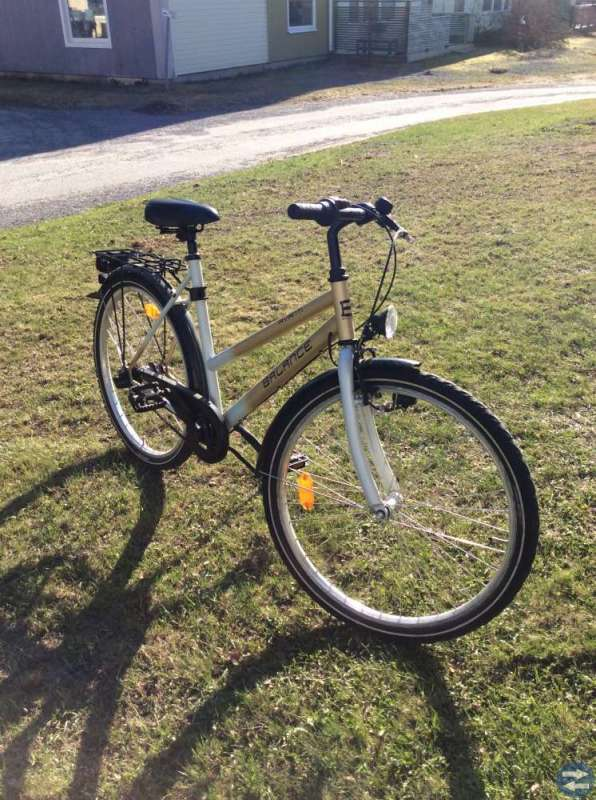 """26"""" cykel"""