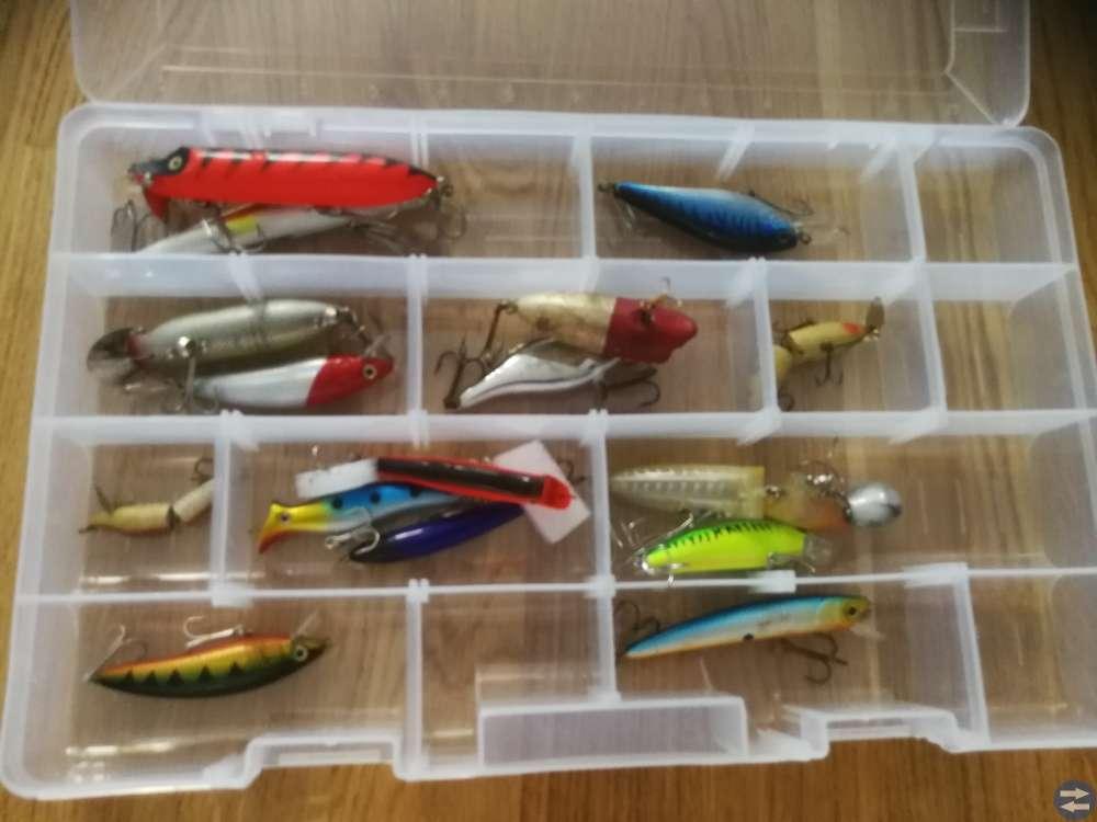 FISKE saker