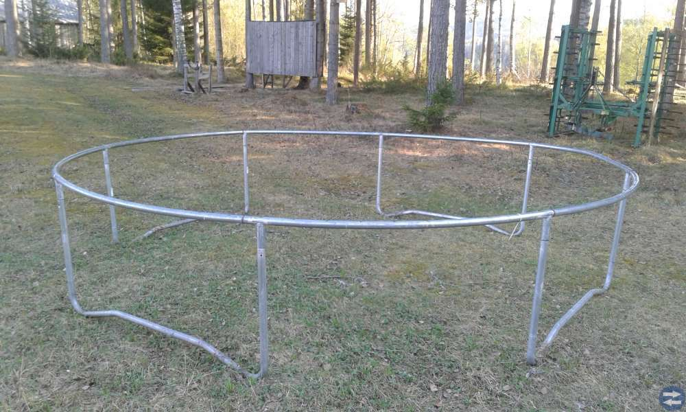 Studsmatta 396 cm
