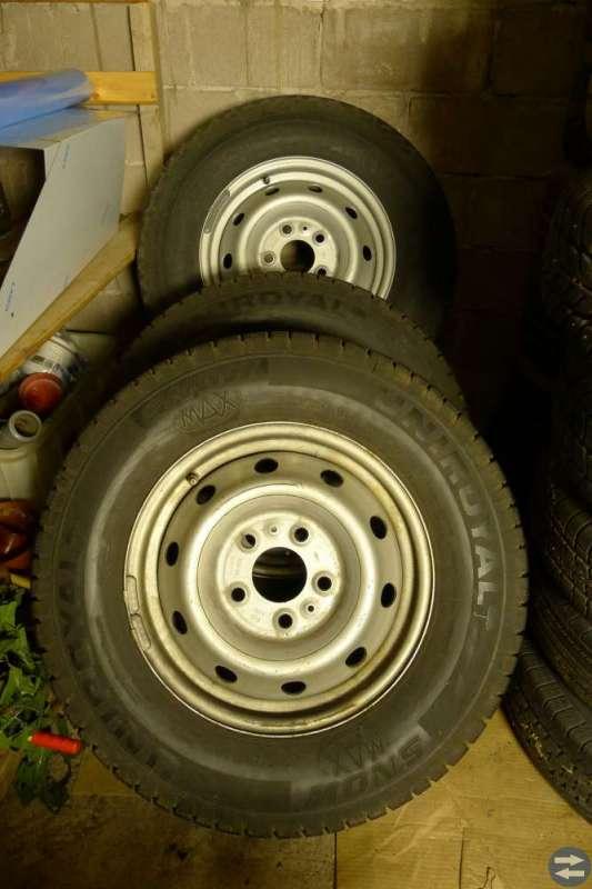 Husbils däck
