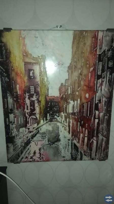 Unik målning 800 eller H.B