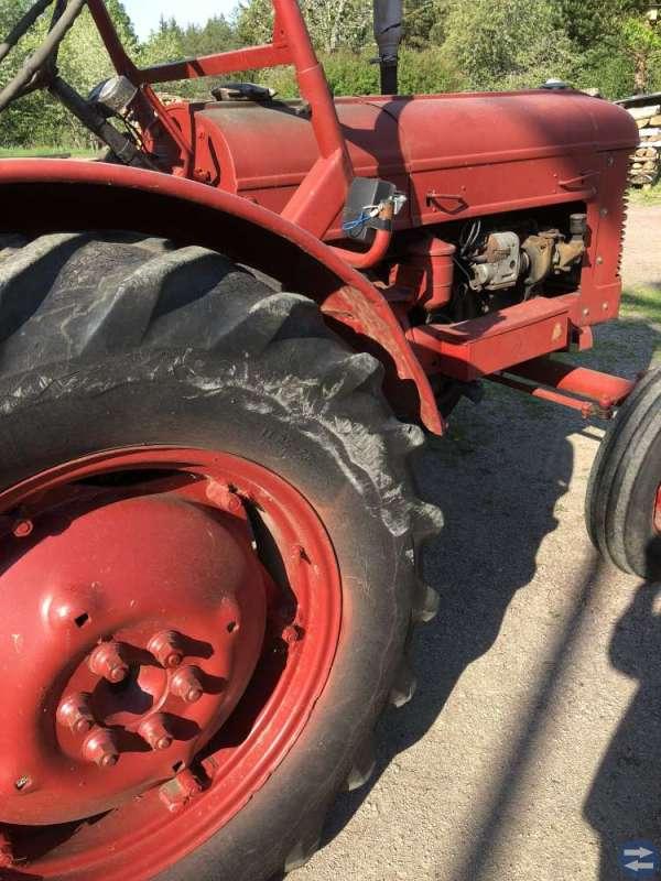 Traktor Volvo t25