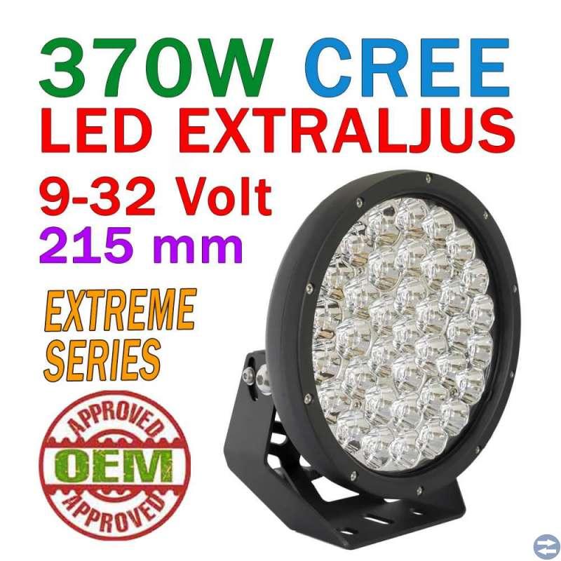 30-70% REA LED extraljus, ramper, arbetsbelysning