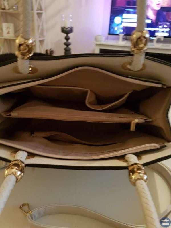Superläcker ny väska!