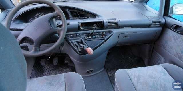Peugeot 806 sälj. som gds/reservdel bra motor -96