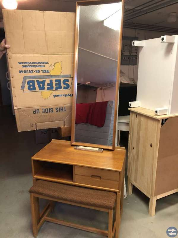 Retro möbler teak