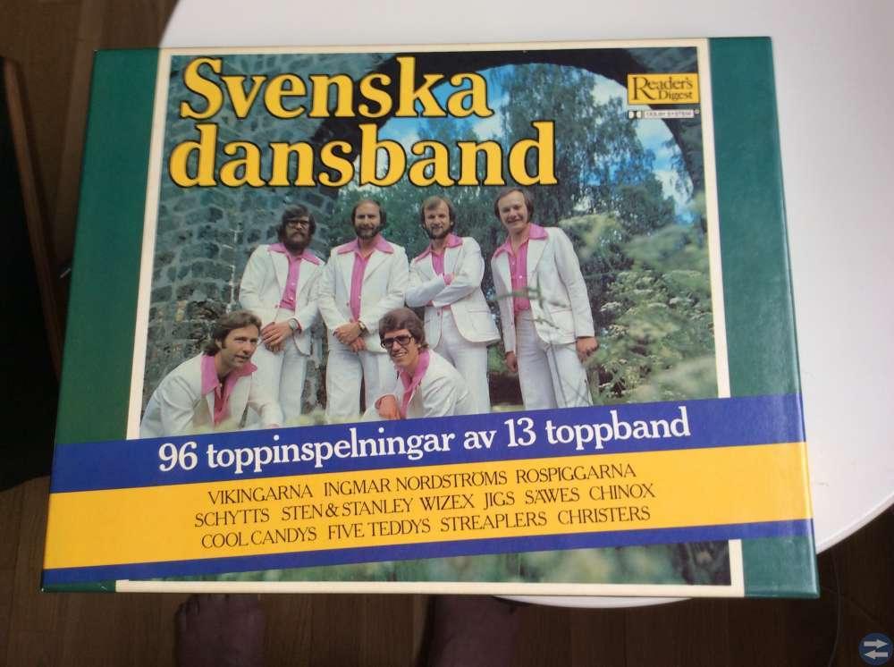 Kasettband svenska dansband