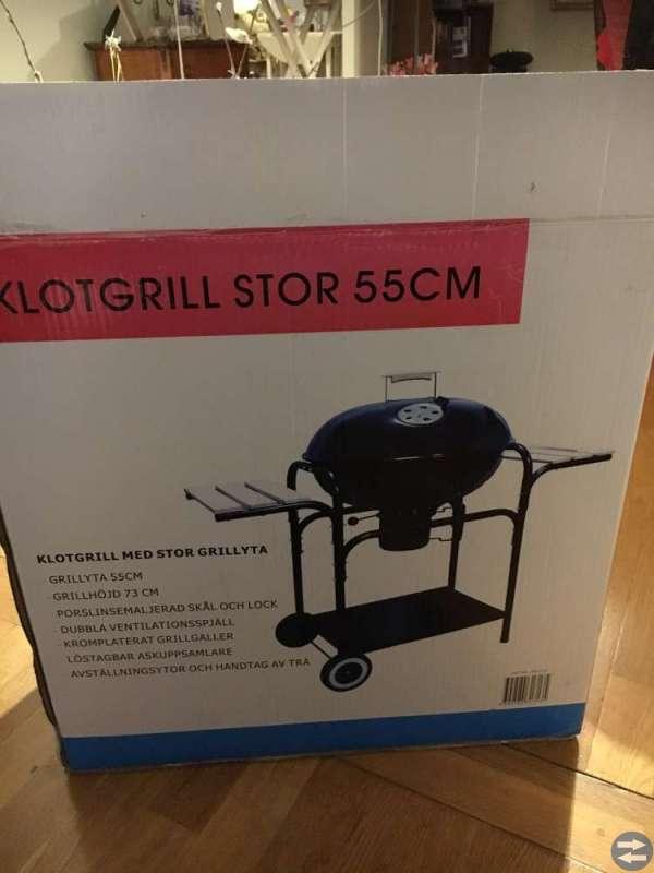 Klot grill
