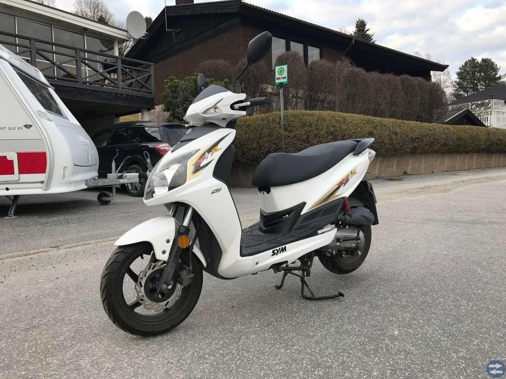 SYM Jet4R EU moped 2014