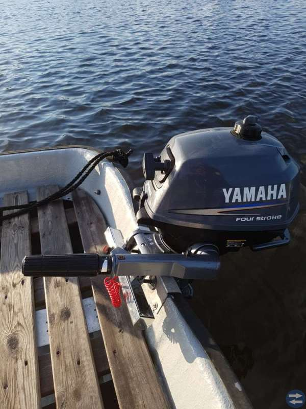 Jofa 430, Yamaha 2.5 hk fyrtakt