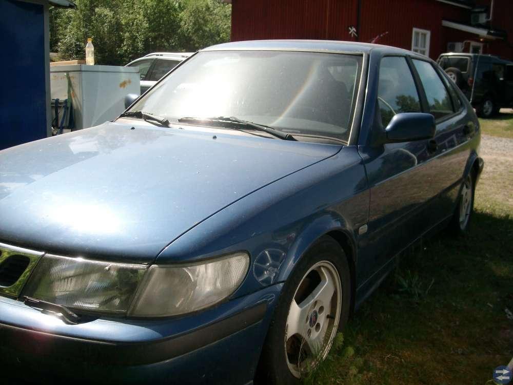 Reservdelsbil Saab 9-3
