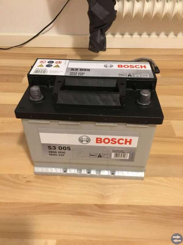 Bilbatteri Bosch