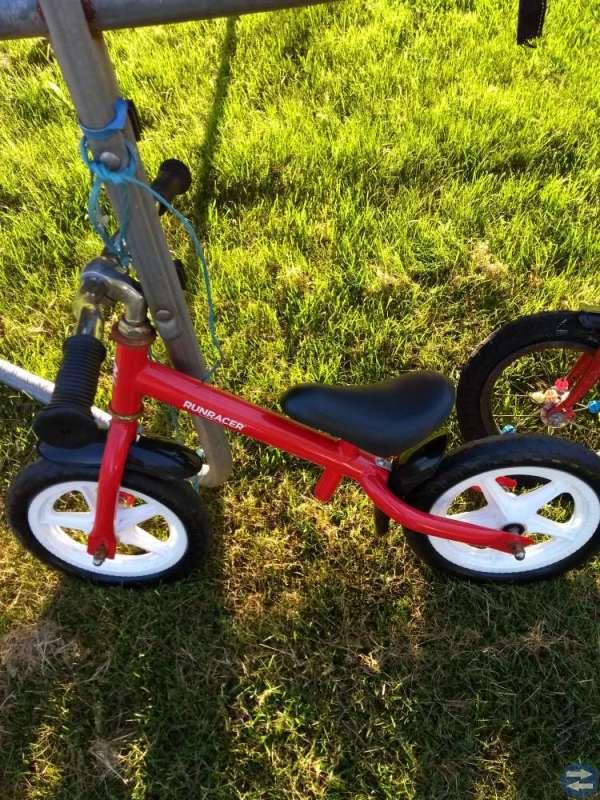 Barn cyklar