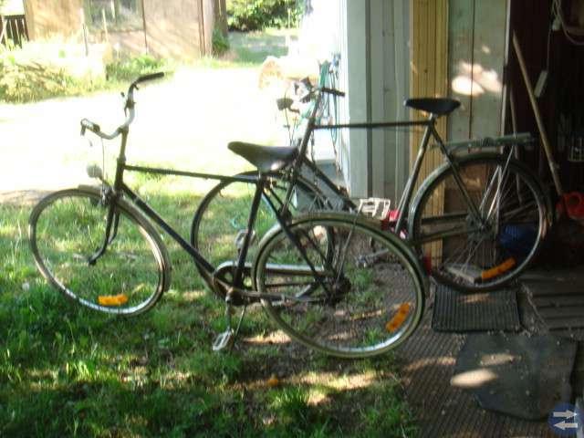 2 herr cyklar