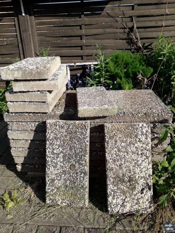 Cementplattor