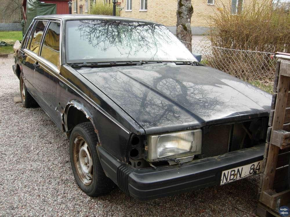 Volvo 740 88