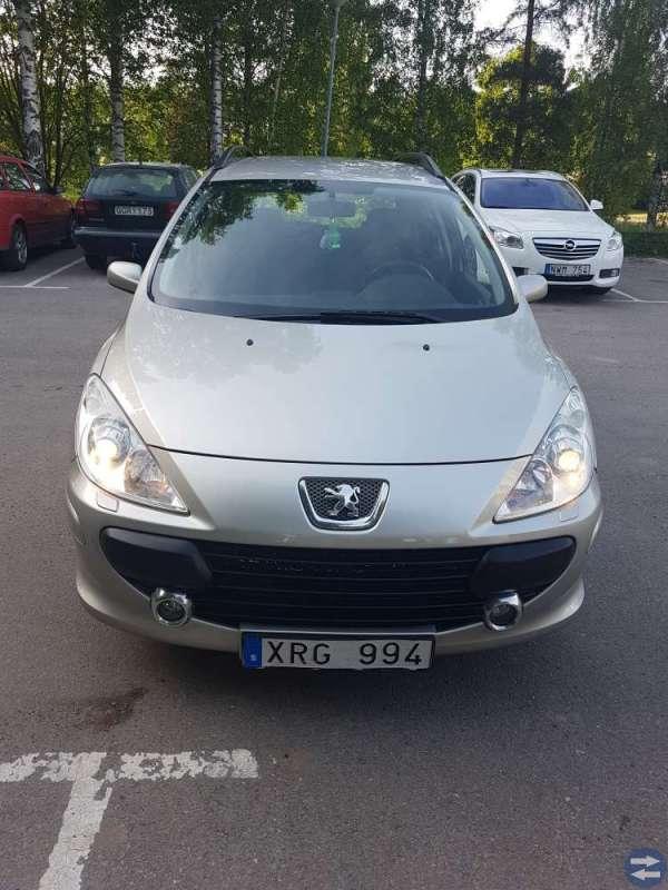 Peugeot 307, 1.6 Kombi