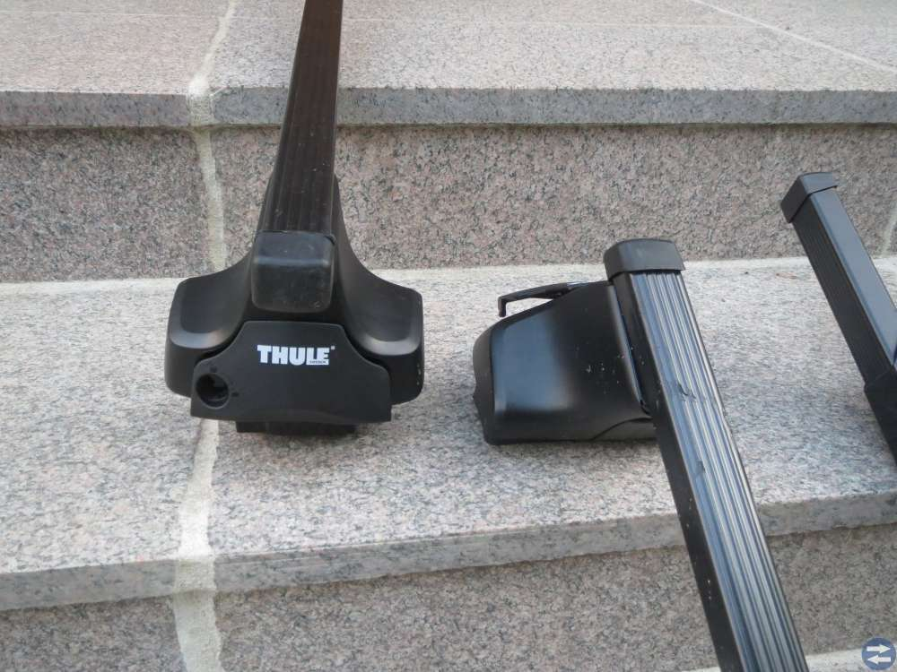 Lasthållare Thule bl a till Mondeo utan rails.