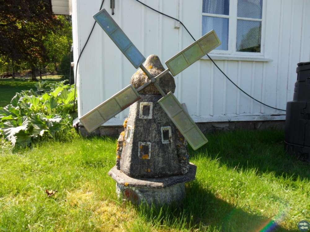 Väderkvarnar, Solur