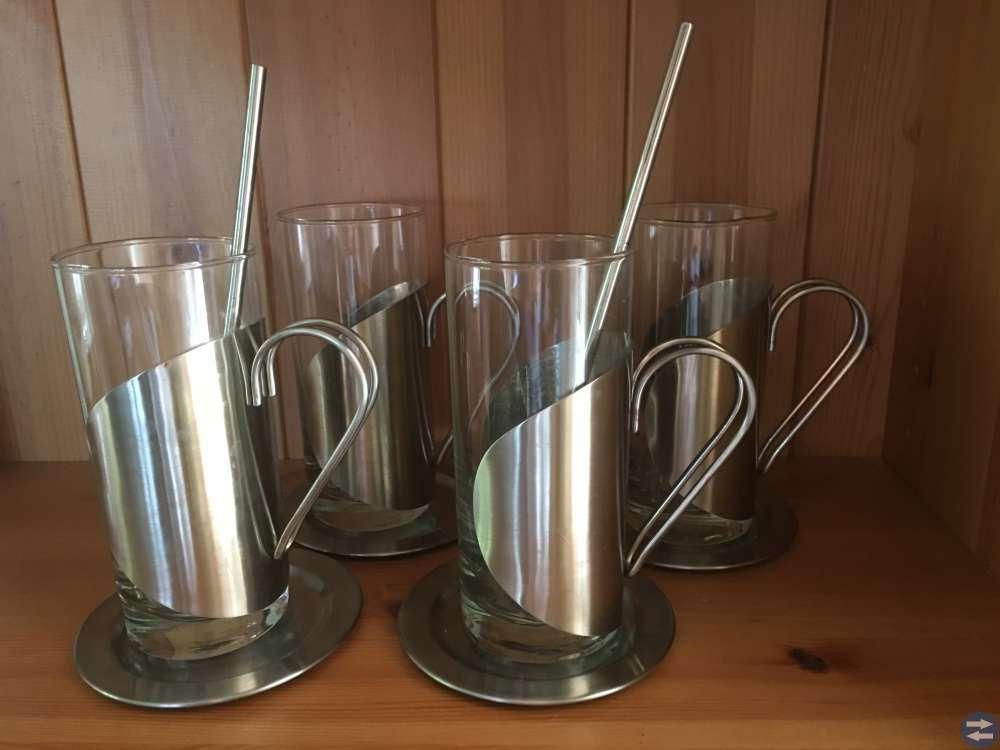 Irish coffee glas säljes