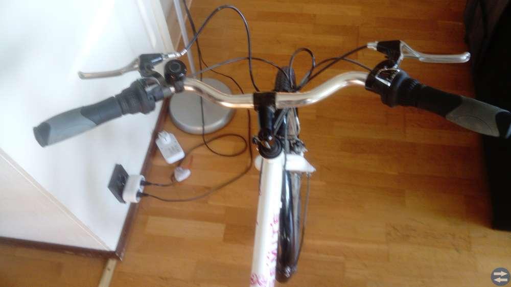 21 växlad barn cykel