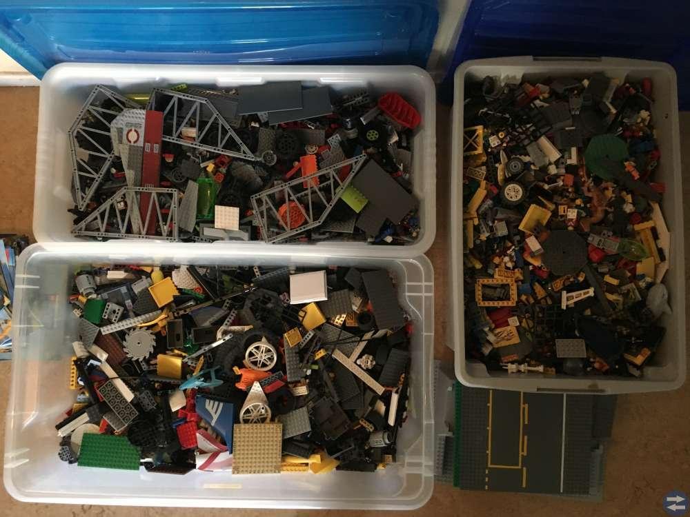 20kg Lego