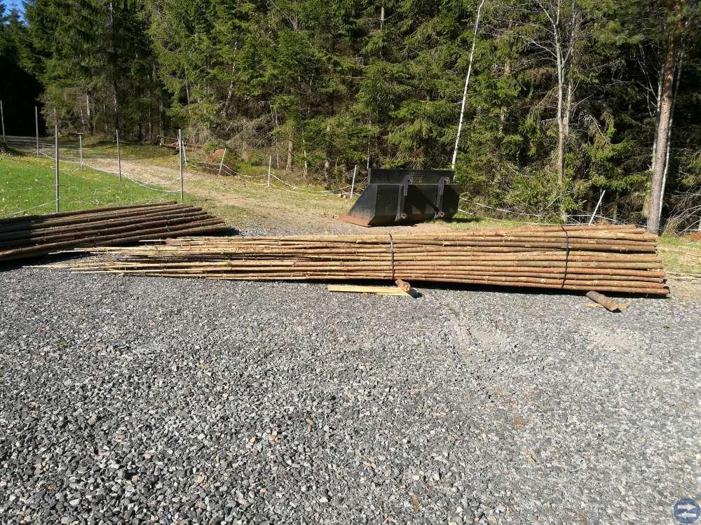 Granslanor till staket/växtstöd/insynsskydd