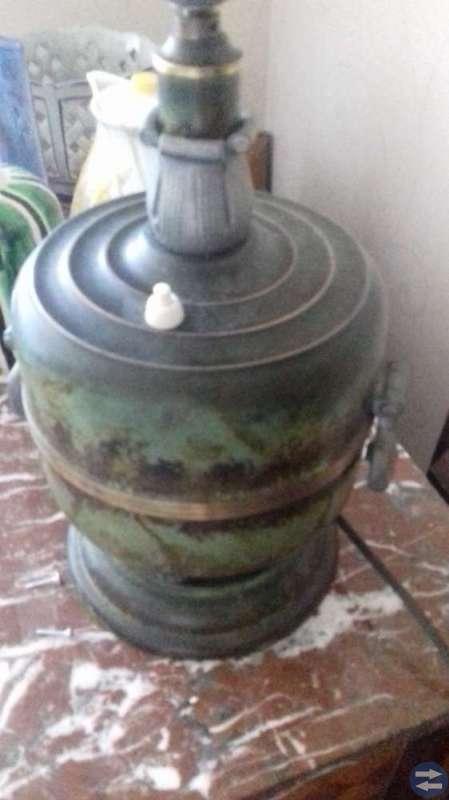 Gammal fin lampa ifrån 40 talets