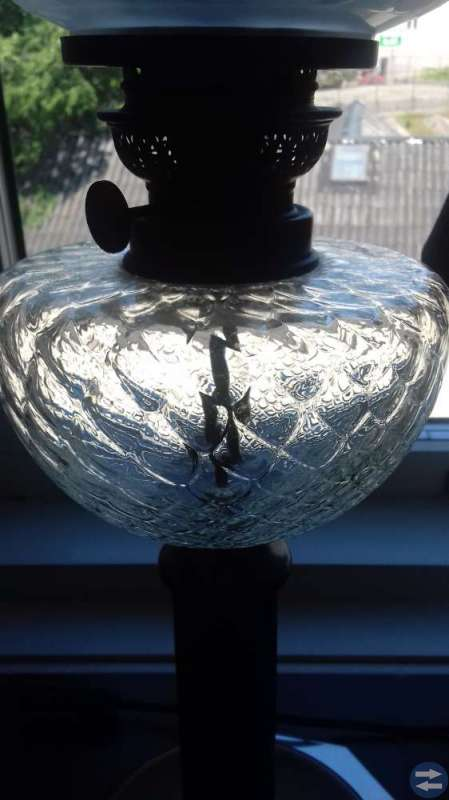 Fin design lampa av märket Texa
