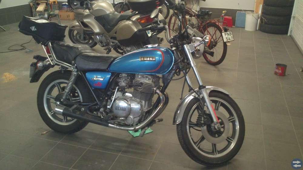 Yamaha 400