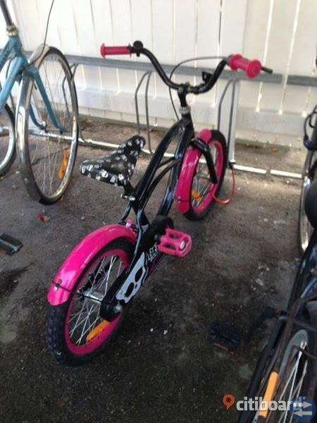 Monster high cykel 16