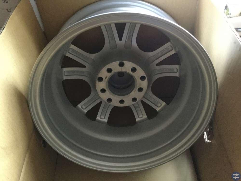 Aluminiumfälgar Volvo/BMW