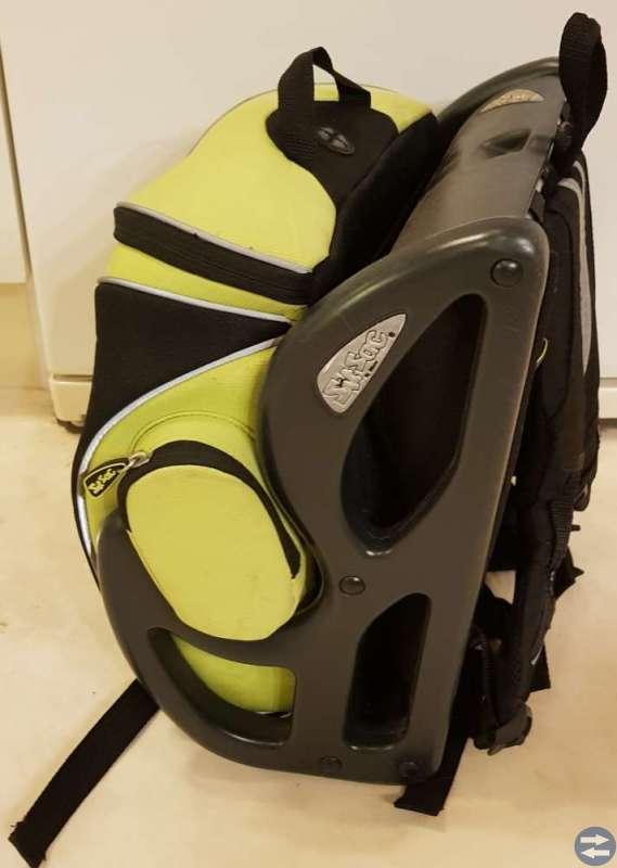 Smart Ryggsäck+Sittkudde= SitSac!
