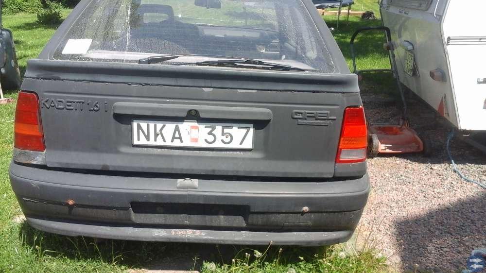 Opel kadett 88