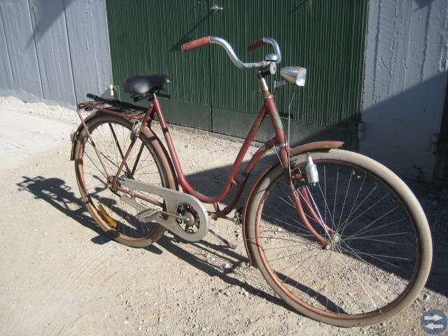 Damcykel, Gripen, från 1944 i mycket bra begagnat