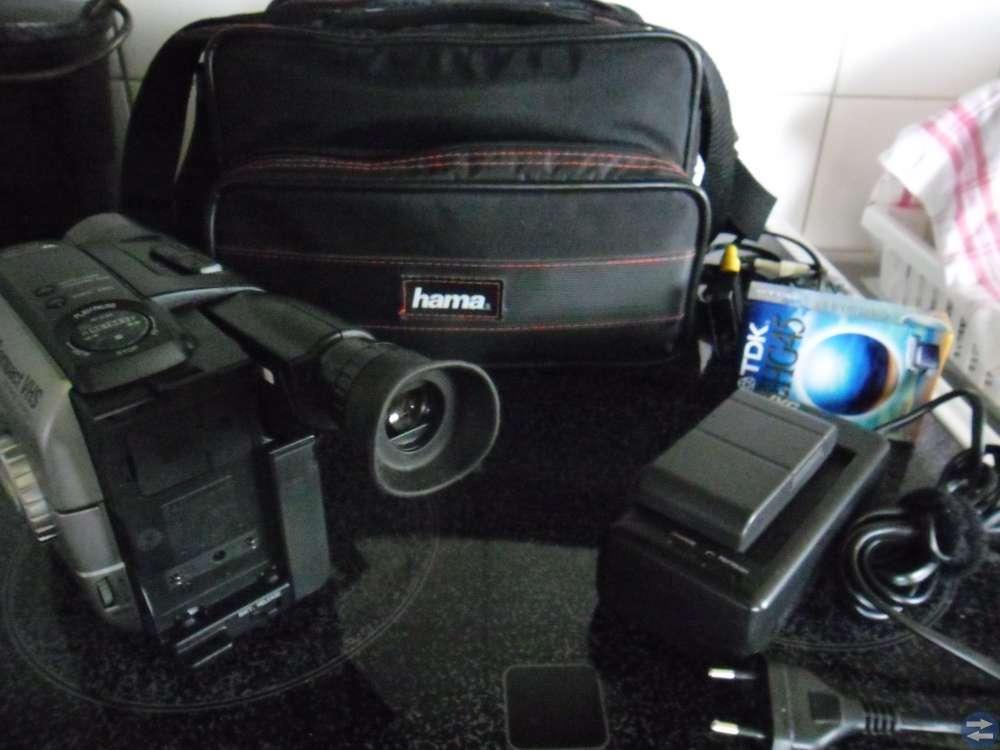 JVC Compact VHS